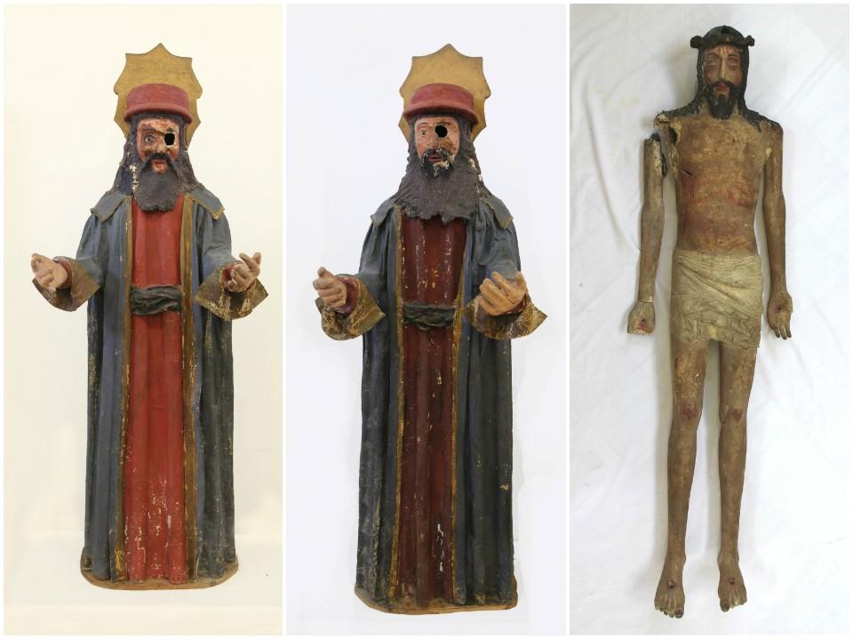 José de Arimatea, Nicodemus y Jesús