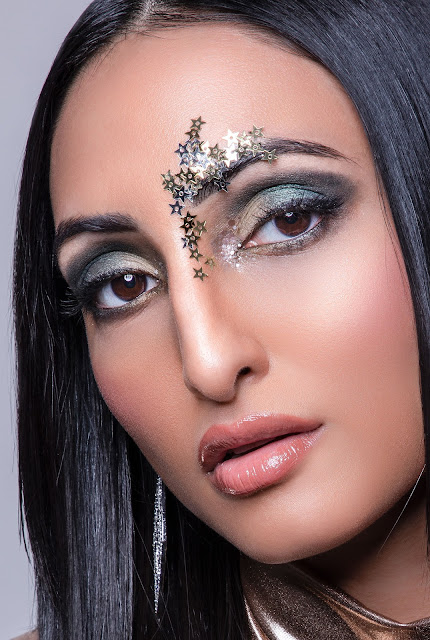 Makeover beauty photography in Surrey BC Canada