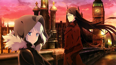 Lord El Melloi II's Case Files (Rail Zeppelin) Grace note