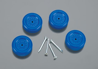 Revell Axel and Wheel Kit for Pine Derby Cars