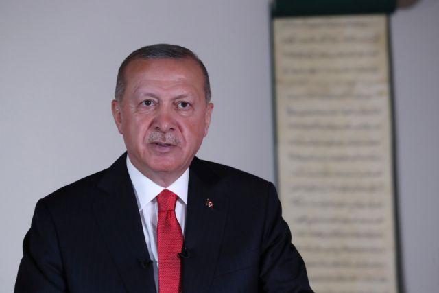 Ο Ερντογάν προκαλεί: Ή πολεμήστε ή διαπραγματευτείτε