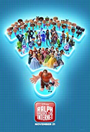 Ralph Breaks the Internet (2018) Online SD (Netu.tv)