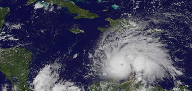 Tormenta tropical José se transformó en huracán en el Océano Atlántico