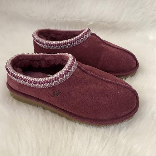 UGG Tasman slippers bougainvillea pink