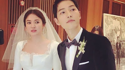 Mengejutkan! Song Joong Ki Gugat Cerai Song Hye Kyo