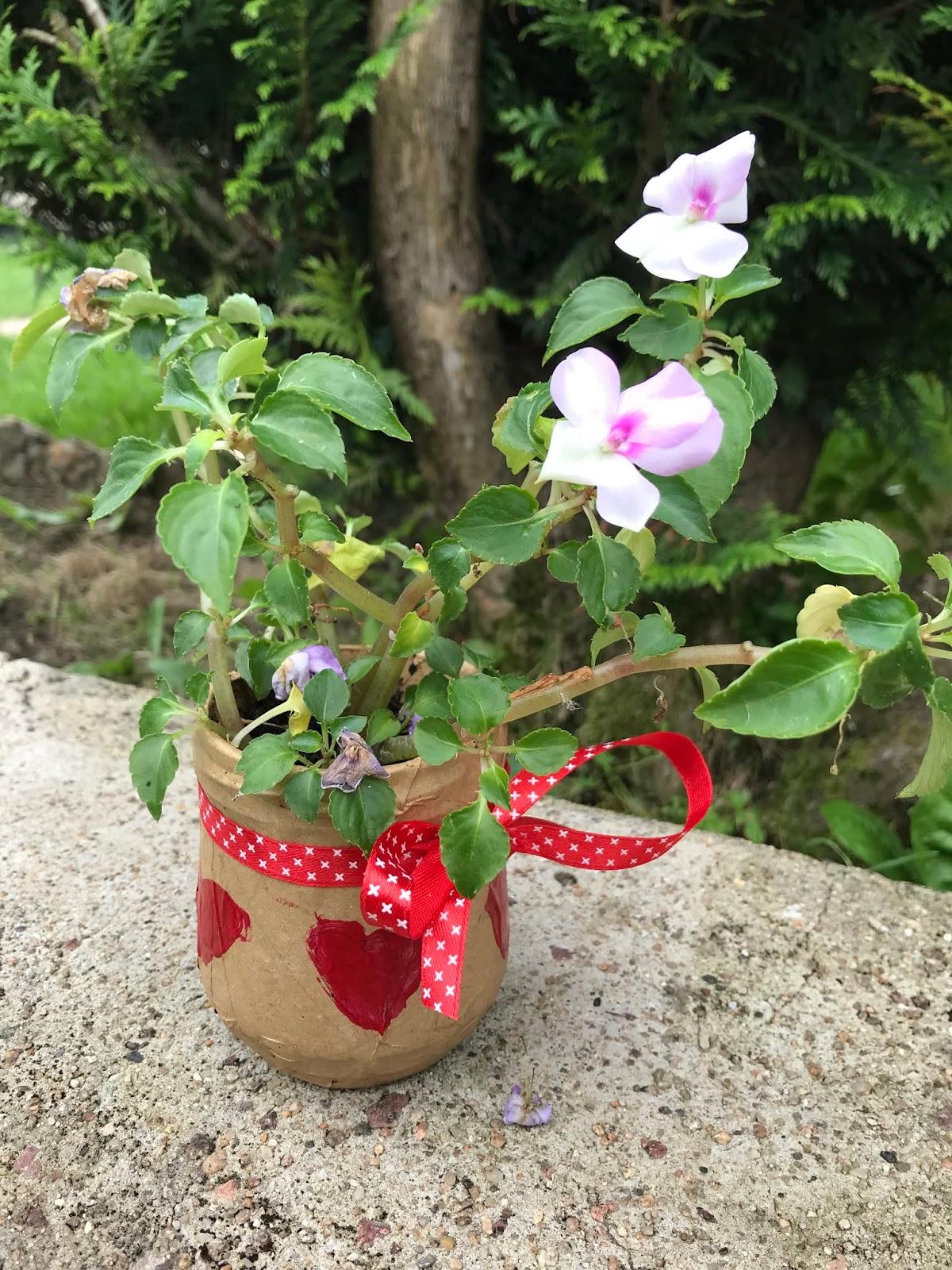 fleur pour la fête des mères