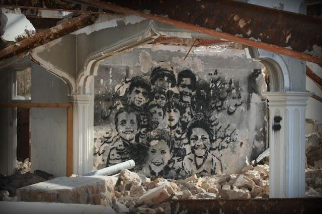 Уличные художники из Ирана. ICY и SOT 2