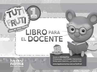 Tuti-Fruti 1 Libro para el Docente