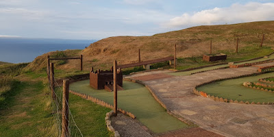 Rocky Pines Adventure Golf in Llandudno