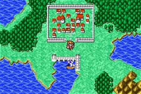 สูตรเกมส์ Final Fantasy 1 [GBA , PS1]