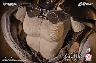 Claymore - Teresa and Clare Elite Bust, Figurama Collectors