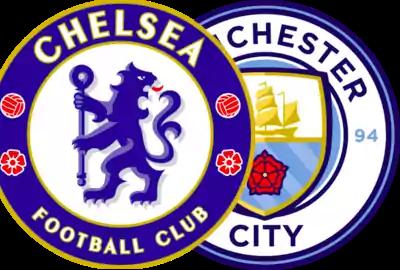 escudos chelsea y manchester city