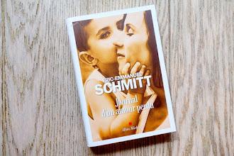 Lundi Librairie : Journal d'un amour perdu - Eric-Emmanuel Schmitt