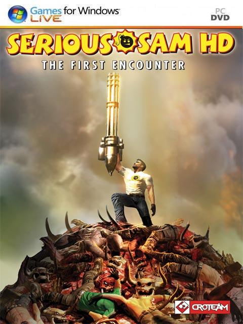 تحميل لعبة Serious Sam The First Encounter برابط مباشر + تورنت