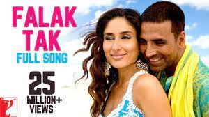 Falak Tak Chal Sath Mere Lyrics