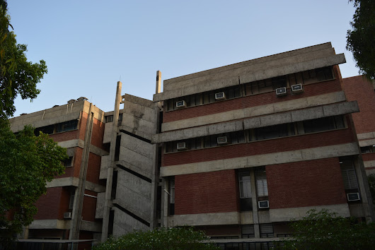 Faculty Building, IIT Kanpur