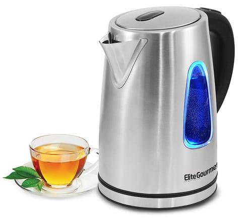 Elite Gourmet EKT-1271 BPA Free Electric Kettle