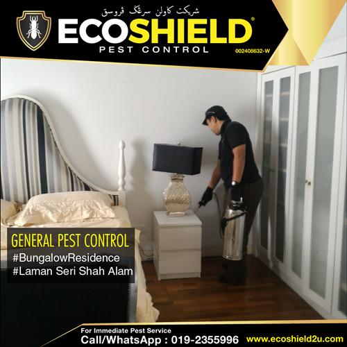 Eco Shield Pest Control Malaysia