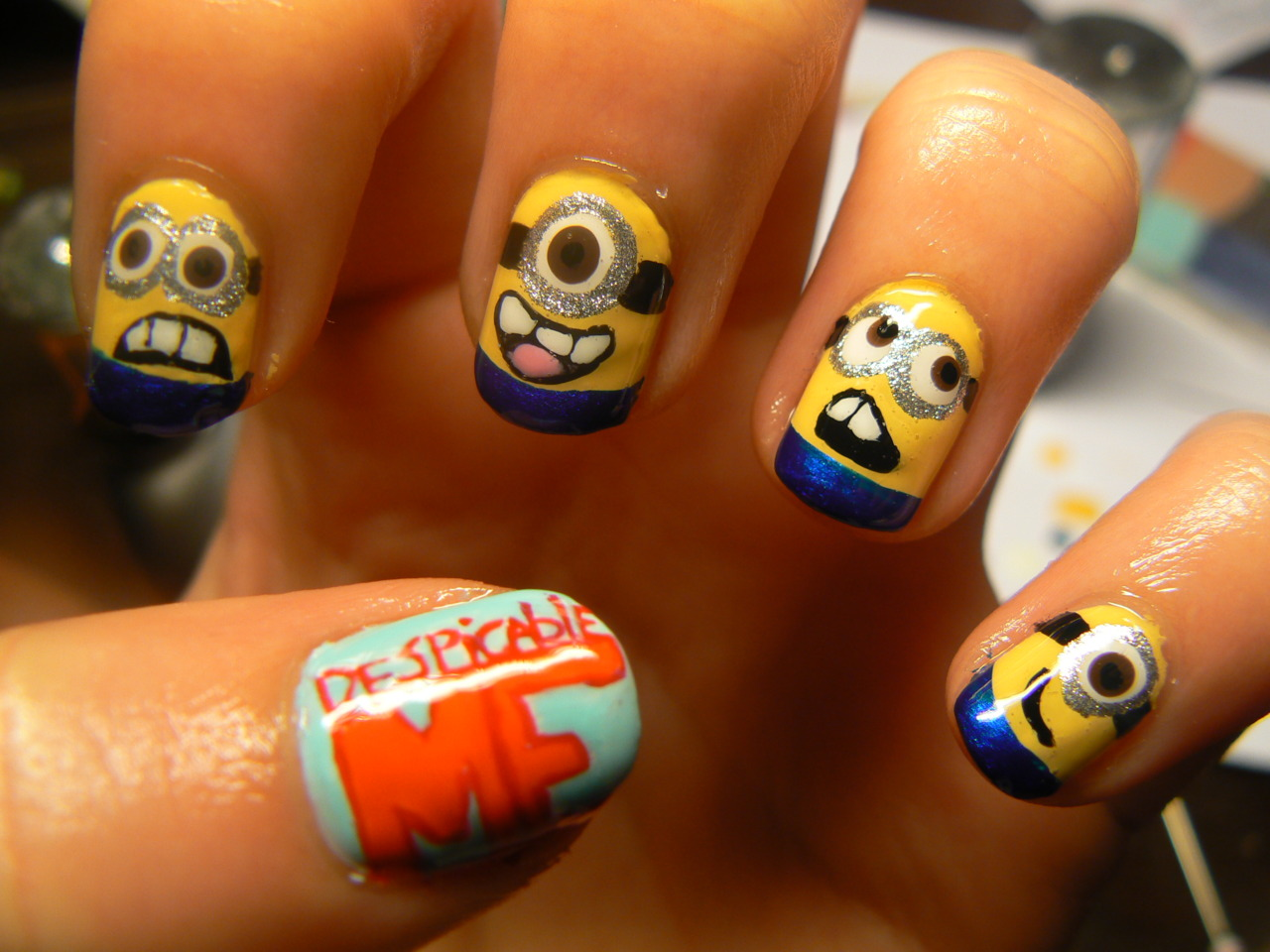 Awesome Nail Designs For Short Nails