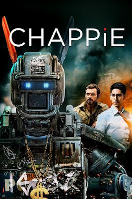 Chappie 2015 REMASTERED Dual Audio Hindi 720p BluRay 1.1GB