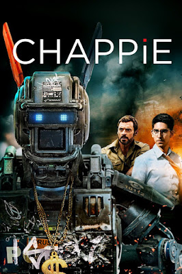 Chappie 2015 Dual Audio Hindi 480p BluRay 350mb