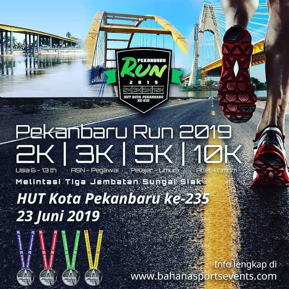 Pekanbaru Run • 2019