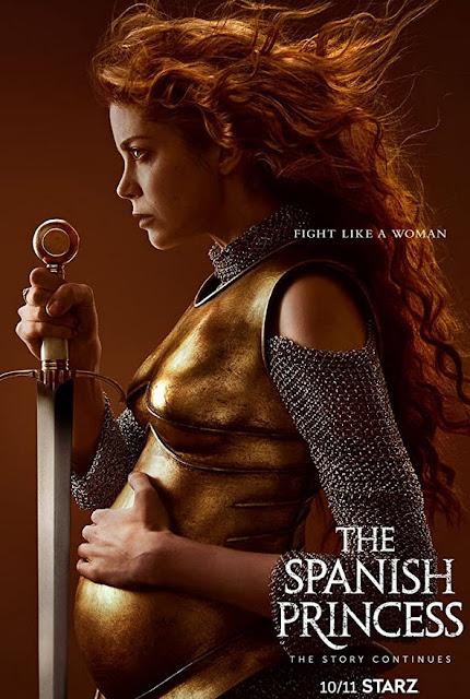 مشاهدة وتحميل حلقات المسلسل التاريخي والدرامى الأميرة الإسبانية كاثرين  The Spanish Princess موسم 2 مترجم حلقة 3