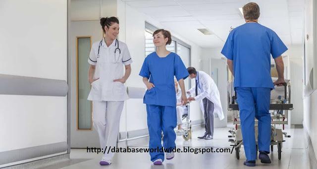 Free Hospitals in UK Database