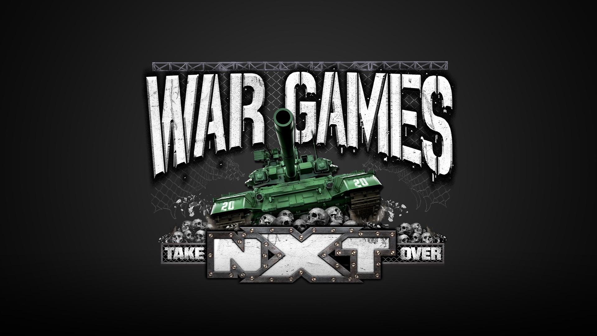 """NXT TakeOver """"WarGames"""" 2020: Grandes combates anunciados!"""
