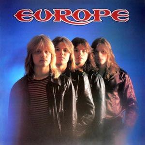 Ο ομώνυμος δίσκος των Europe