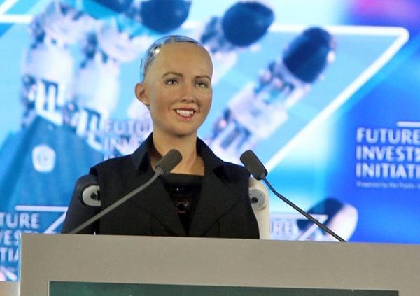 Robot Pertama Diberi Kerakyatan Dalam Sejarah Dunia