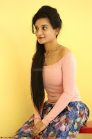 Janani Iyyer in Skirt ~  Exclusive 084.JPG