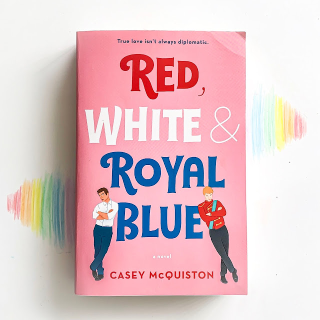 Red, White & Royal Blue - Book Review - Incredible Opinions