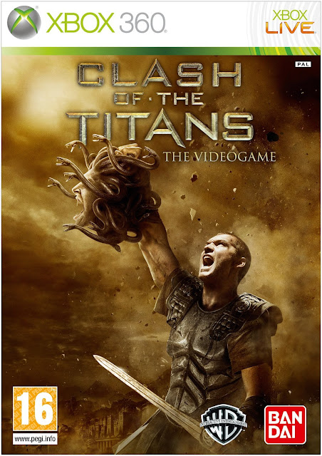 Clash Of The Titans - Xbox 360 - Multi5 - Portada
