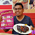 Jom Makan Ayam Flaming Koli Di The Chicken Rice Shop