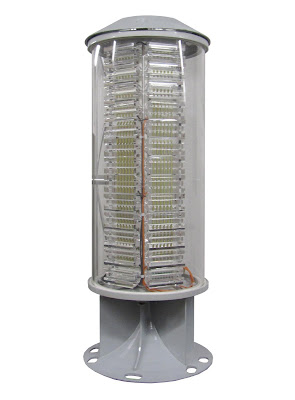 Luxsolar HIOL yüksek yoğunluklu uçak ikaz lambası