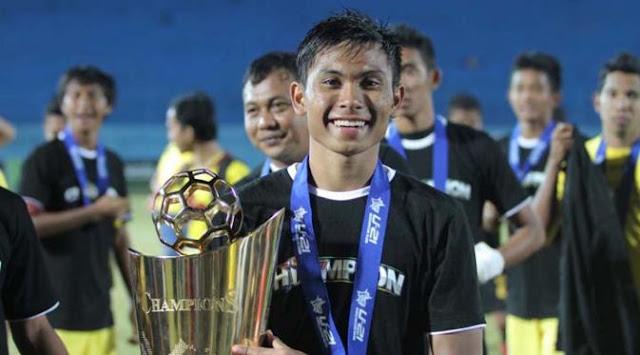Ichsan Kurniawan Ingin Jadi Legenda di Sriwijaya FC