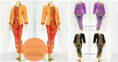 batik murah rok blouse miranda