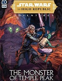 Star Wars: The High Republic Adventures - The Monster of Temple Peak Comic