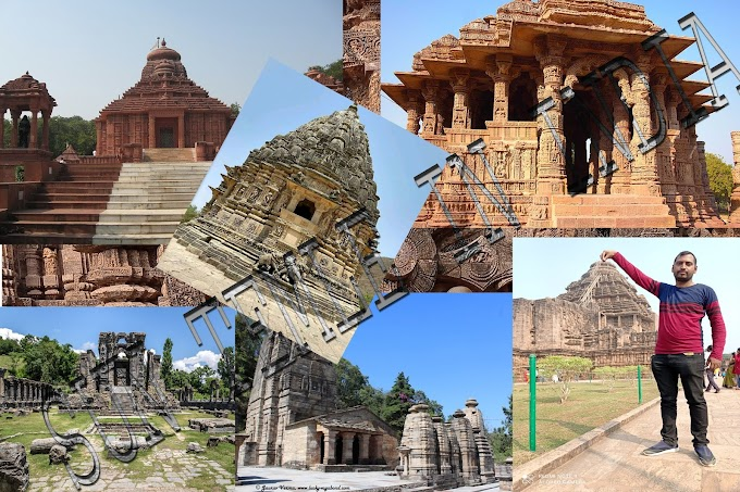 ANCIENT SUN TEMPLE LIST OF 2021 IN INDIA AND ITS LOCATION