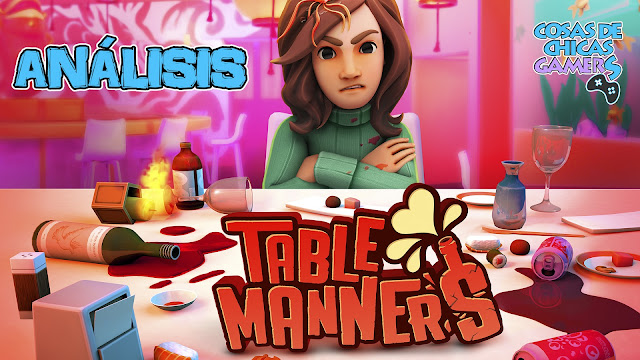Análisis Table Manners simulador de citas en PC