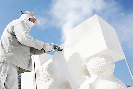 Международный скульптурный симпозиум «Вдохновение»