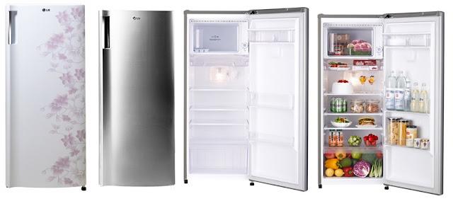 Harga Amp Spesifikasi Lemari Es 1 Pintu Merk LG Terbaru