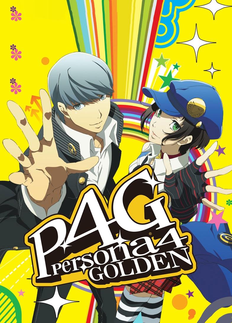 Descargar Persona 4 Golden PC Cover Caratula