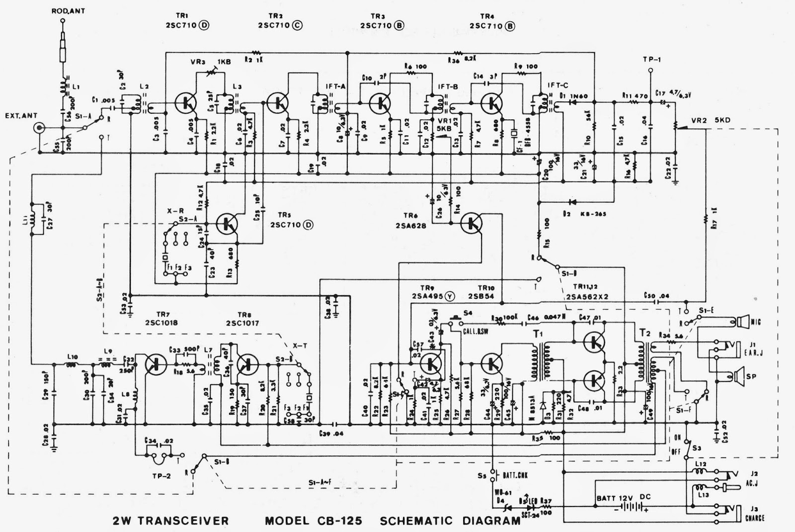Projetos E Transceptores Montagens De Transceptores Qrp