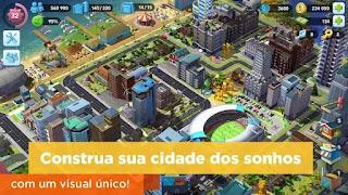 SimCity Buildlt Apk Mod Dinheiro Infinito