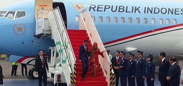 Jokowi Ditantang Jual Pesawat Kepresidenan! Ada Apa?