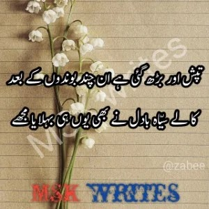 Best Poetry In Urdu
