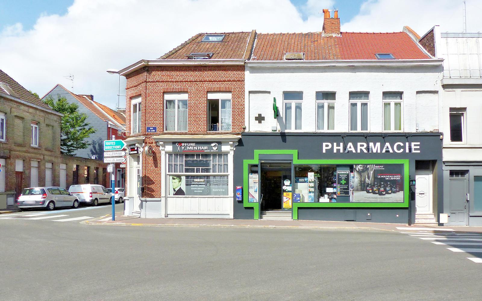 Pharmacie de la Rue de Gand - Tourcoing