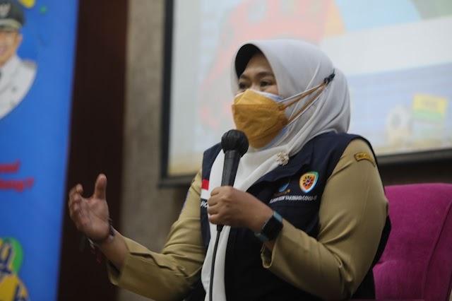 Masuk Level 2 PPKM,  99 Kelurahan di Kota Bandung Terbebas Covid-19, Nol Kasus